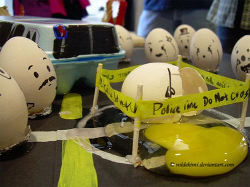 البيض ههههههههههه Egg11